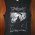 """Poison - TShirt or Longsleeve - Poison """"Further Down Into The Abyss"""" sleeveless shirt"""
