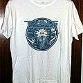 "Terminus - TShirt or Longsleeve - Terminus ""The Reaper's Spiral"" white shirt"