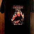 "Deströyer 666 - TShirt or Longsleeve - Deströyer 666 ""Phoenix Rising"" shirt"