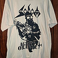 "Sodom - TShirt or Longsleeve - Sodom ""30 Jahre Agent Orange"" khaki shirt"