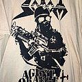 "Sodom ""30 Jahre Agent Orange"" khaki shirt"