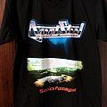 "Agent Steel - TShirt or Longsleeve - Agent Steel ""Skeptics Apocalypse"" shirt"
