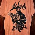 "Sodom - TShirt or Longsleeve - Sodom ""30 Jahre Agent Orange"" orange shirt"