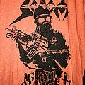 """Sodom """"30 Jahre Agent Orange"""" orange shirt"""