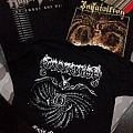 Hail Of Bullets/Inquisition/Dissection Shirts from Osmose Productions