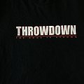 Throwdown shirt