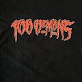 100 Demons - TShirt or Longsleeve - 100 Demons shirt