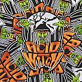 Acid Witch - Patch - Acid Witch - Die-cut witch patch