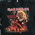 Iron Maiden - TShirt or Longsleeve - The Number of the Beast XL vintage t-shirt