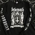 The Satanist Tour 2014 XL longsleeve shirt