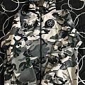 Behemoth limited edition Camo XL hoodie