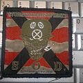 """S.O.D. - Patch - S.O.D. """"Speak English or Die"""" Official patch"""