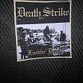 "Patch - Death Strike ""Fuckin' Death"" Official patch"
