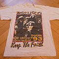 "Bon Jovi ""keep the faith"" Tour shirt 1993 (Original)"