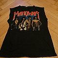 """Manowar """"kings of metal - world tour 1989"""" shirt (Original)"""