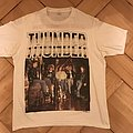 "Thunder ""static discharge tour"" winter '89 (Original) TShirt or Longsleeve"