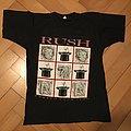 "Rush - TShirt or Longsleeve - Rush ""presto us Tour Shirt"" (Original)"