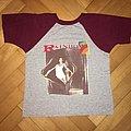 """Rainbow """"Bent out of Shape"""" UK Tourshirt '83 (Original)"""