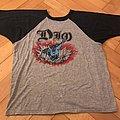 """Dio """"european tour"""" shirt (Original)"""