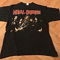 "Metal Church ""tour"" shirt (Original)"