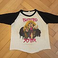 "Twisted Sister stay hungry Tour '84 ""Original"""