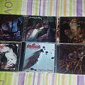 six cds of six sick death metal bands!!!!!!