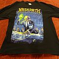 Megadeth - TShirt or Longsleeve - Megadeth Rust in Peace 20th Anniversary T-shirt