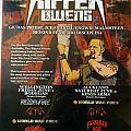 Tim Ripper Owens - Other Collectable - Tim Ripper Owens Tour Poster Signed