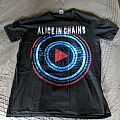 Alice in Chains Australian Tour Shirt