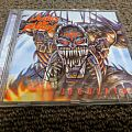 Judas Priest - Tape / Vinyl / CD / Recording etc - Judas Priest Jugulator Signed