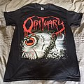 Obituary - TShirt or Longsleeve - Obituary Cause of Death Tour