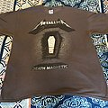Metallica - TShirt or Longsleeve - Metallica Death Magnetic Tour Shirt