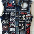 Barathrum - Battle Jacket - my first vest