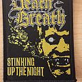 DEATH BREATH - Stinking Up The Night - woven patch