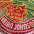 AC/DC Member Patches