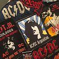 AC/DC Tribute vest
