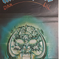 Motorhead Overkill 3D promo poster Other Collectable