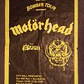 Motörhead Bomber tour poster  79 Other Collectable