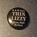 Thin Lizzy Tour pin Pin / Badge