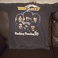 Thin Lizzy gig shirt