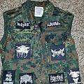 Bathory - Battle Jacket - My second battlejacket