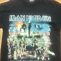 a matter of life and death summer tour 2007 iron maiden TShirt or Longsleeve