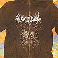 Svartidauði-Synthesis Of Whore And Beast (hoodie)  Hooded Top