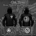 13th Moon - Hooded Top - 13th Moon hoodie