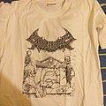 Gravecrusher T-shirt (white)
