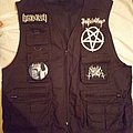Inquisition-Enter The Cult commander/die-hard vest Battle Jacket
