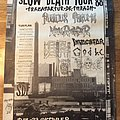 Furious Trauma - Other Collectable - Slow Death Tour poster