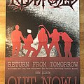 Illdisposed - Other Collectable - Return From Tomorrow poster
