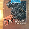 Invocator - Other Collectable - Weave the Apocalypse poster