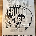 Brutal Truth - Other Collectable - Death Metal in the house - poster